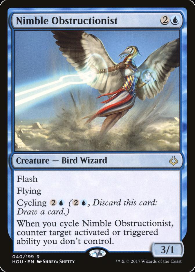 Nimble Obstructionist [HOU]