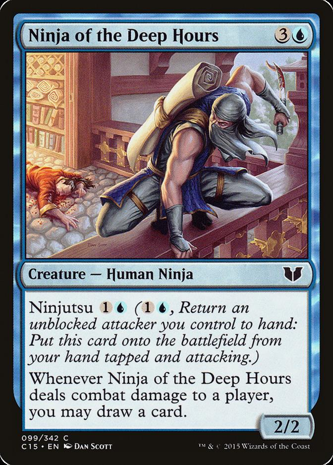 Ninja of the Deep Hours [C15]
