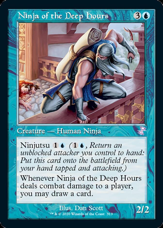 Ninja of the Deep Hours <timeshifted> [TSR]