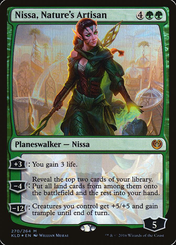 Nissa, Nature's Artisan [KLD]