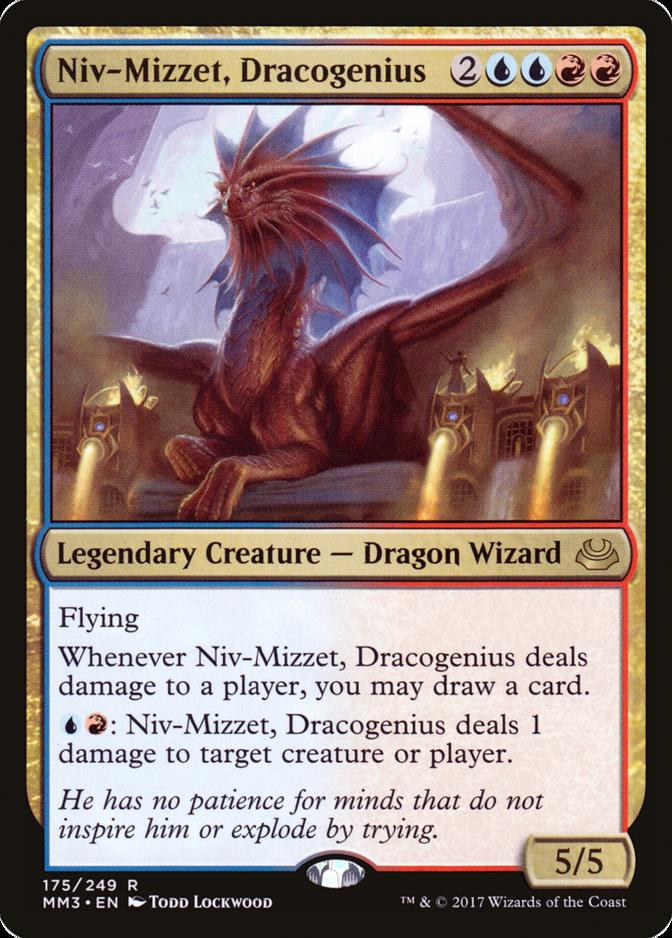 Niv-Mizzet, Dracogenius [MM3]