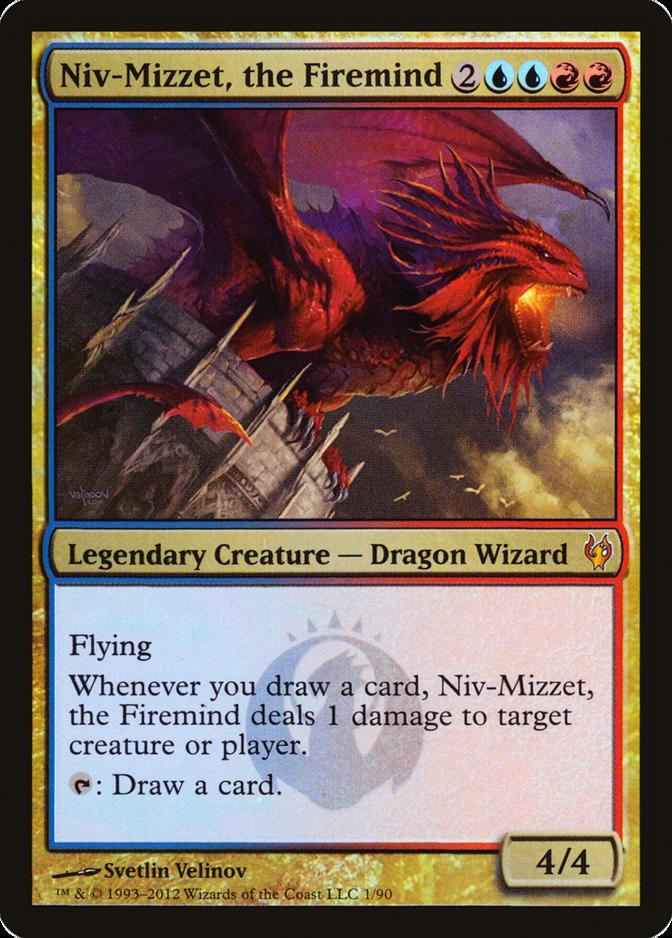 Niv-Mizzet, the Firemind [DDJ] (F)