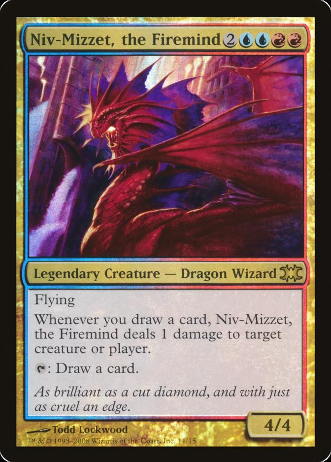 Niv-Mizzet, the Firemind [DRB] (F)
