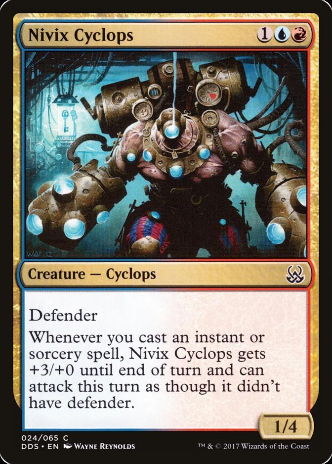 Nivix Cyclops [DDS]