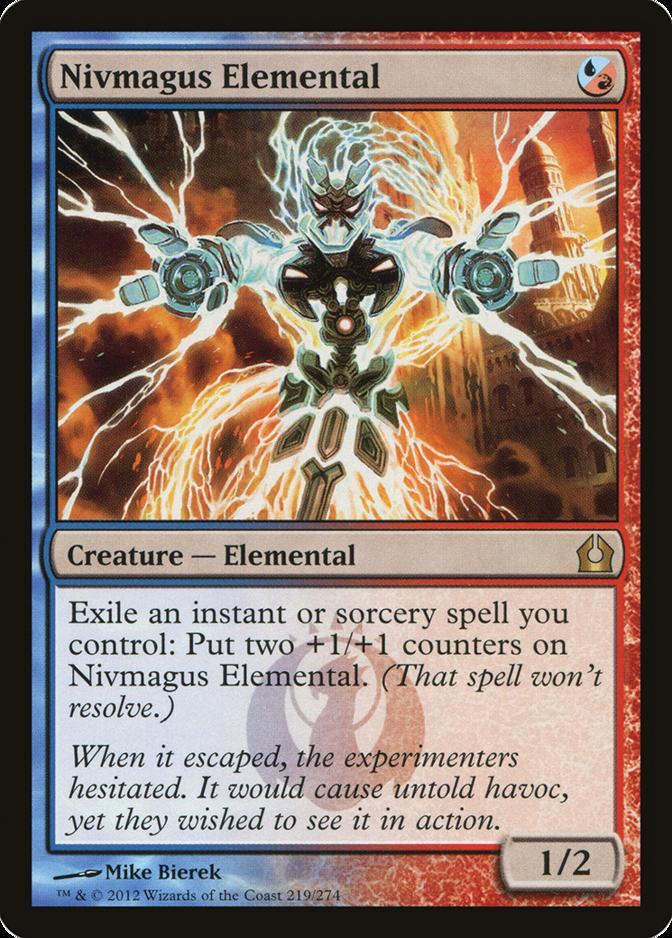 Nivmagus Elemental [RTR]