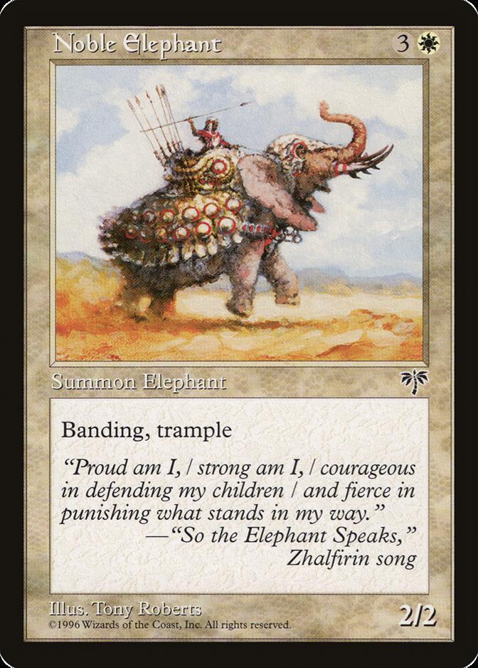 Noble Elephant [MI]