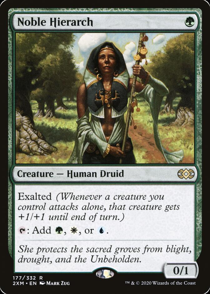 Noble Hierarch [2XM]