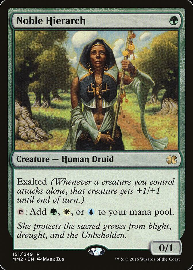 Noble Hierarch [MM2]