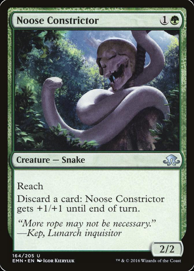 Noose Constrictor [EMN]