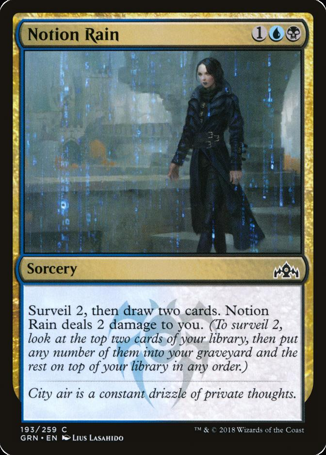 Notion Rain [GRN]