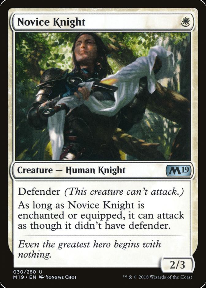 Novice Knight [M19]