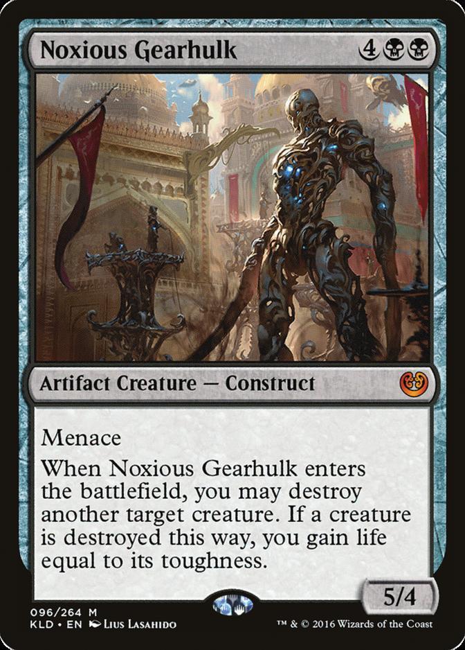 Noxious Gearhulk [KLD]