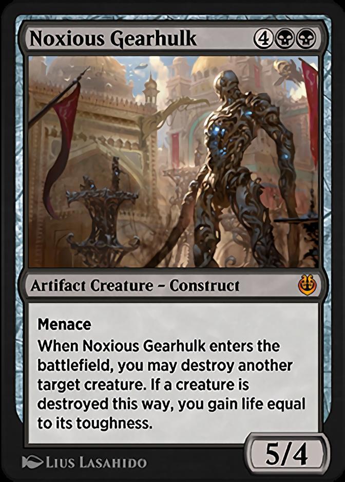Noxious Gearhulk [KLR]