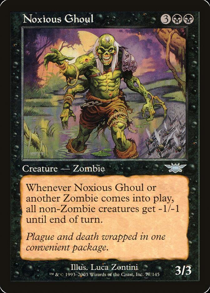 Noxious Ghoul [LGN]