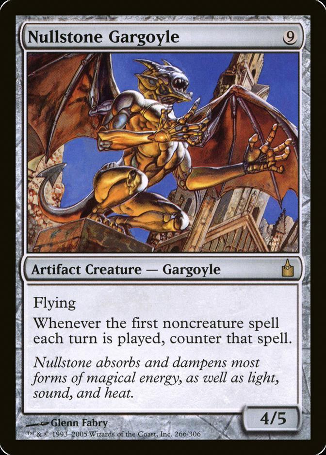 Nullstone Gargoyle [RAV]
