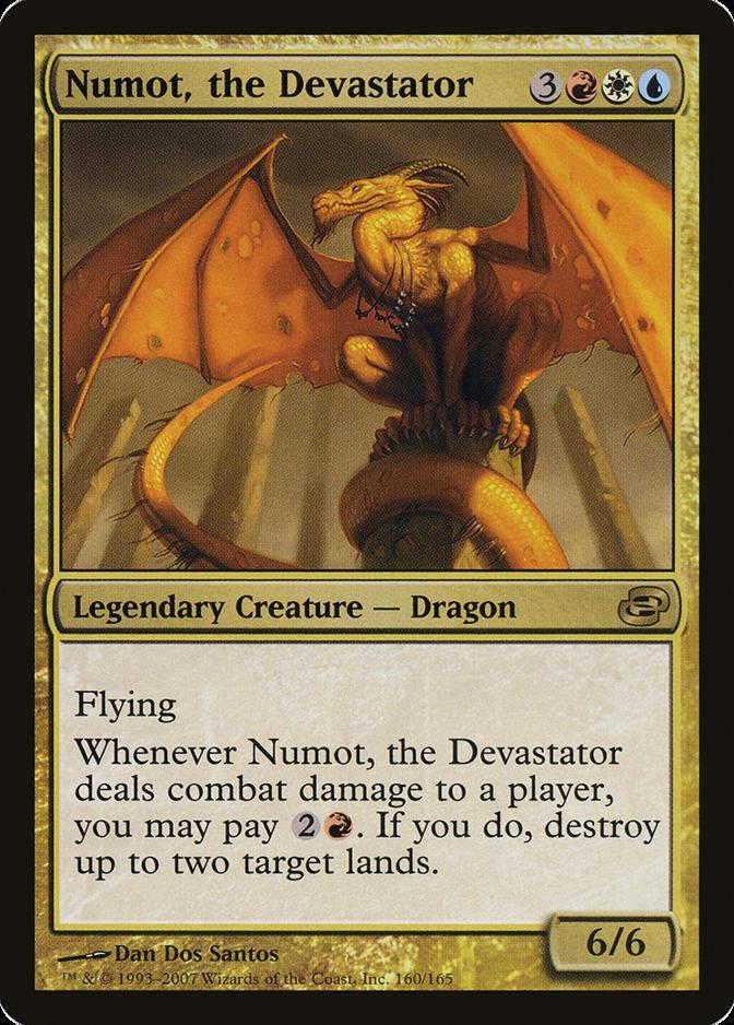 Numot, the Devastator [PLC]