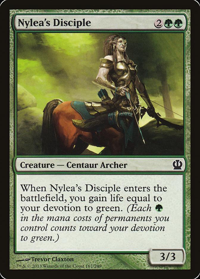 Nylea's Disciple [THS]