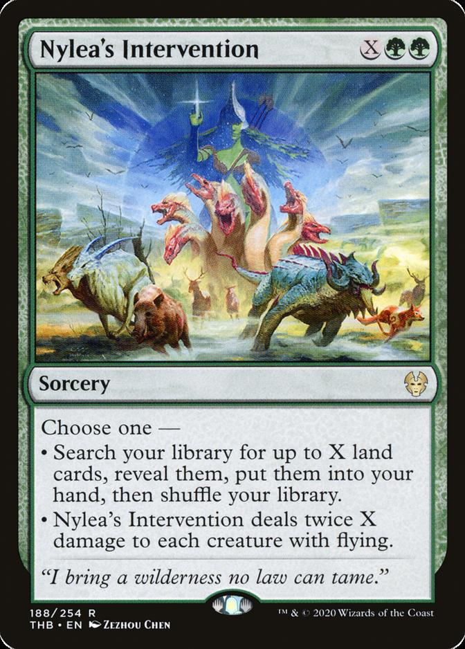 Nylea's Intervention [THB]