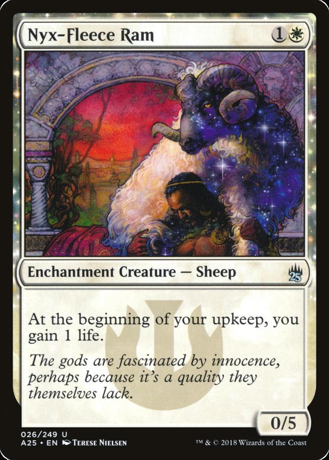 Nyx-Fleece Ram [A25]