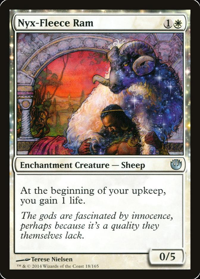 Nyx-Fleece Ram [JOU]