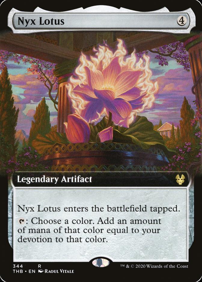 Nyx Lotus [PTHB]