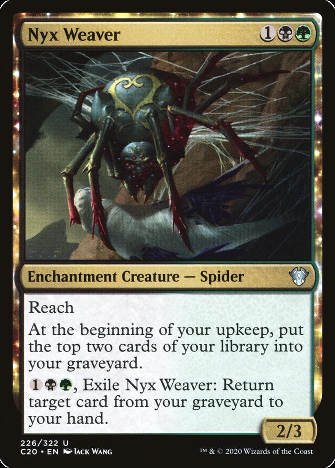 Nyx Weaver [C20]