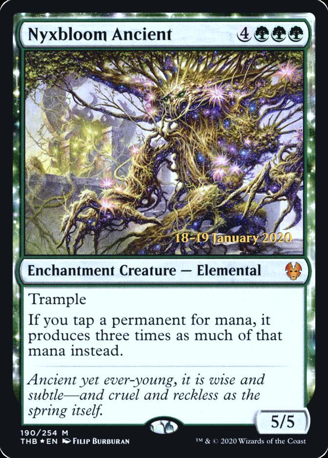Nyxbloom Ancient [PRM-PRE] (F)