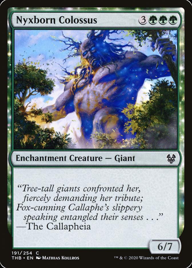 Nyxborn Colossus [THB]