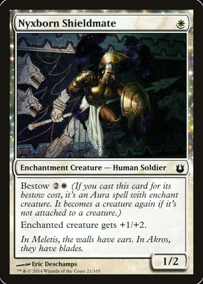 Nyxborn Shieldmate [BNG]