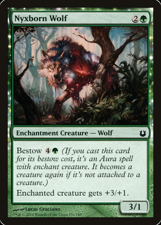 Nyxborn Wolf [BNG] (F)