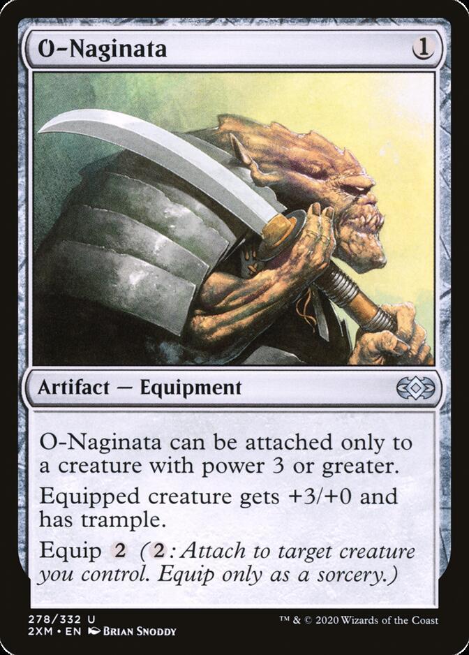 O-Naginata [2XM]