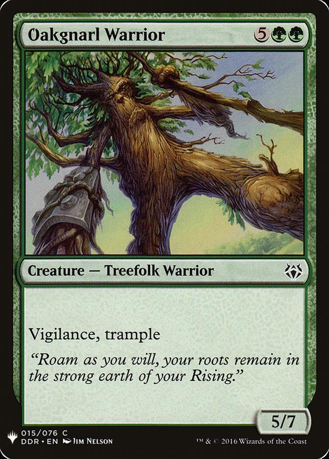 Oakgnarl Warrior [MB1]