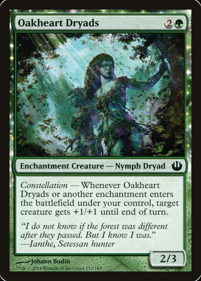 Oakheart Dryads [JOU]