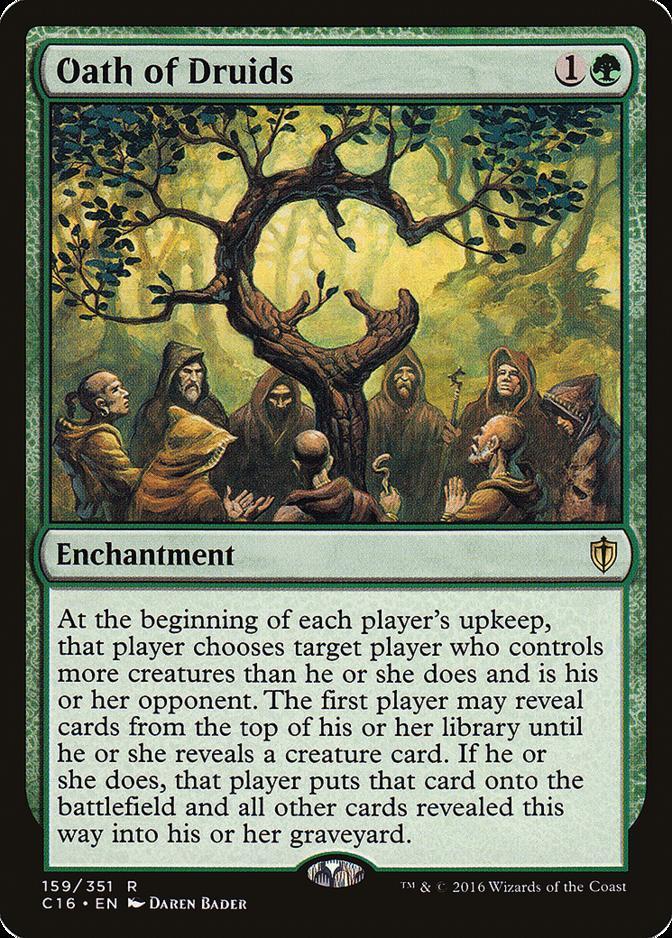 Oath of Druids [C16]