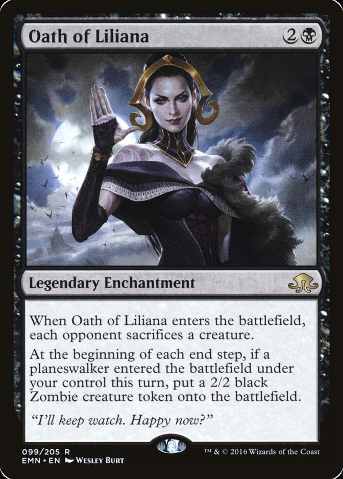 Oath of Liliana [EMN]