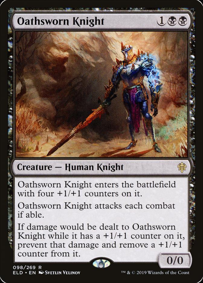 Oathsworn Knight [ELD]