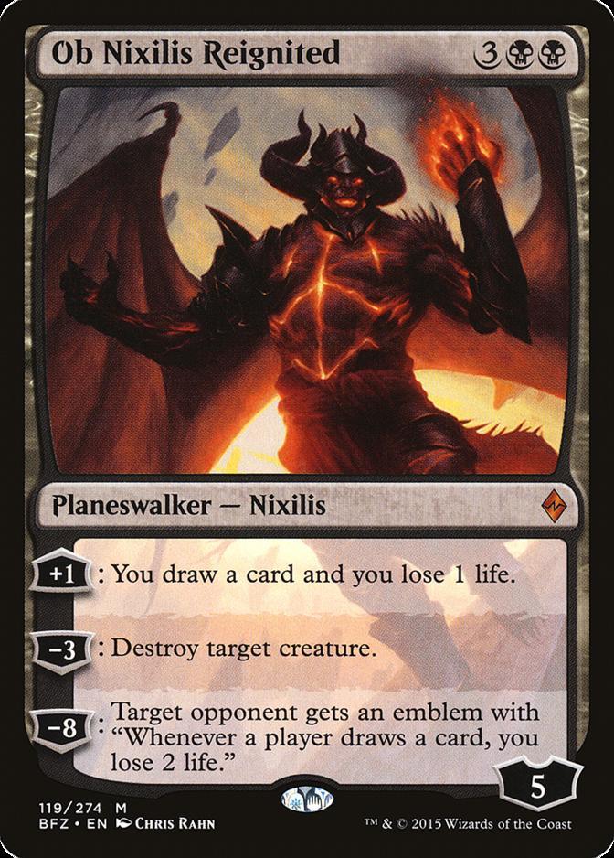 Ob Nixilis Reignited [BFZ] (F)