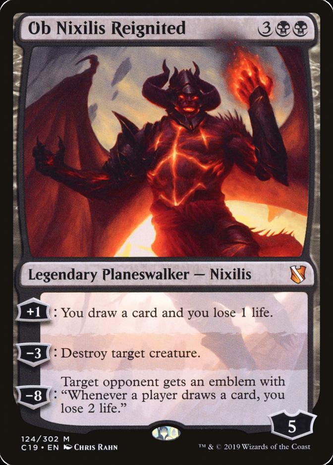 Ob Nixilis Reignited [C19]