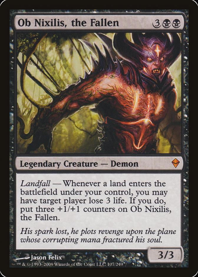 Ob Nixilis, the Fallen [ZEN]
