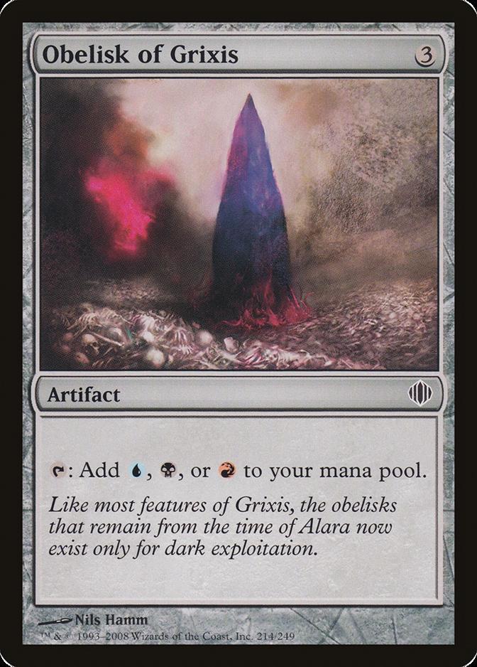 Obelisk of Grixis [ALA]