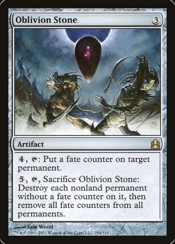 Oblivion Stone [CMD]