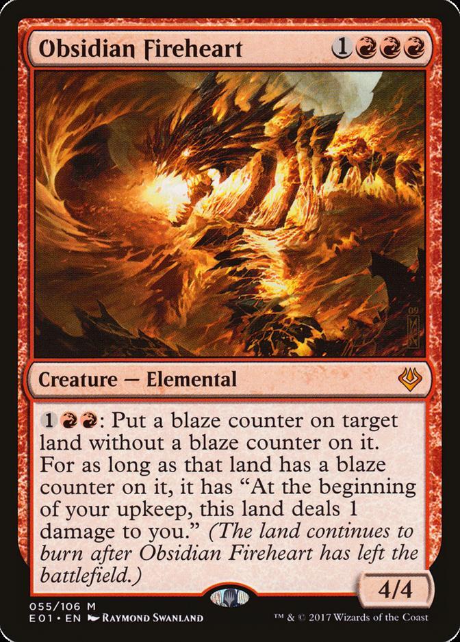 Obsidian Fireheart [E01]