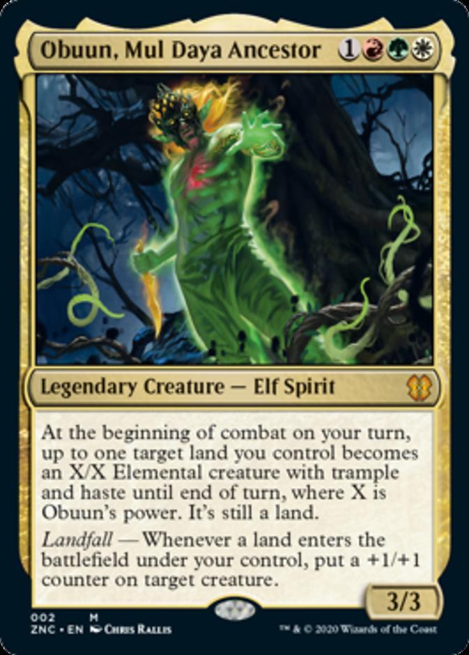 Obuun, Mul Daya Ancestor [ZNC]