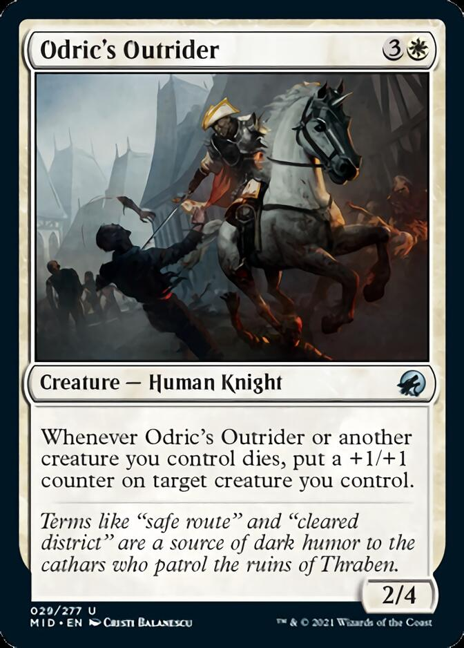 Odric's Outrider [MID]