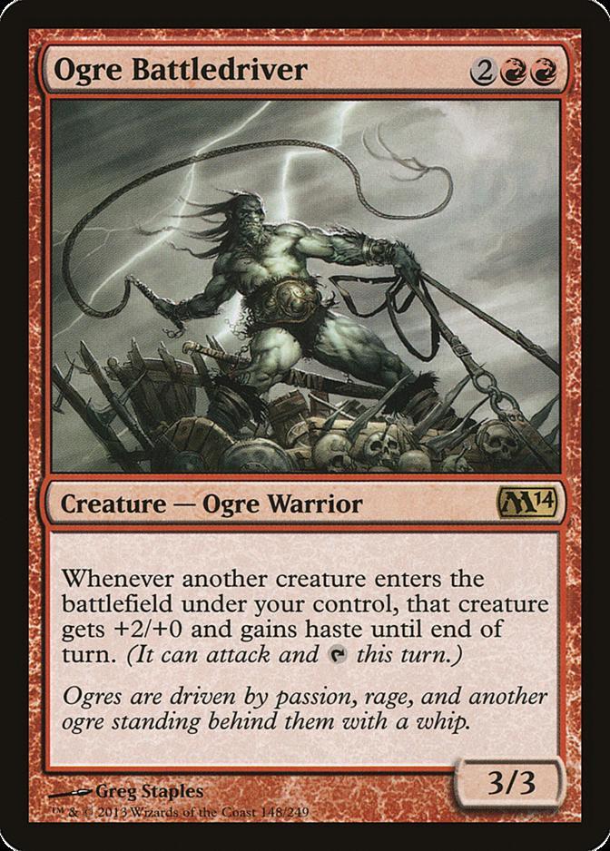 Ogre Battledriver [M14]