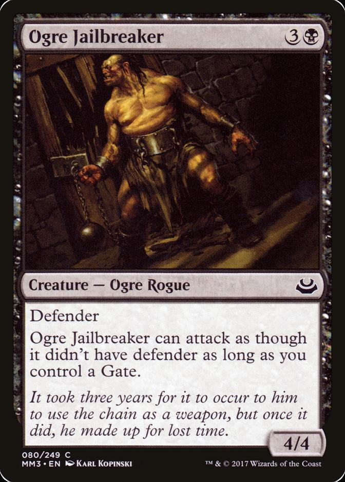 Ogre Jailbreaker [MM3]