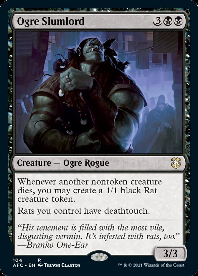 Ogre Slumlord [AFC]