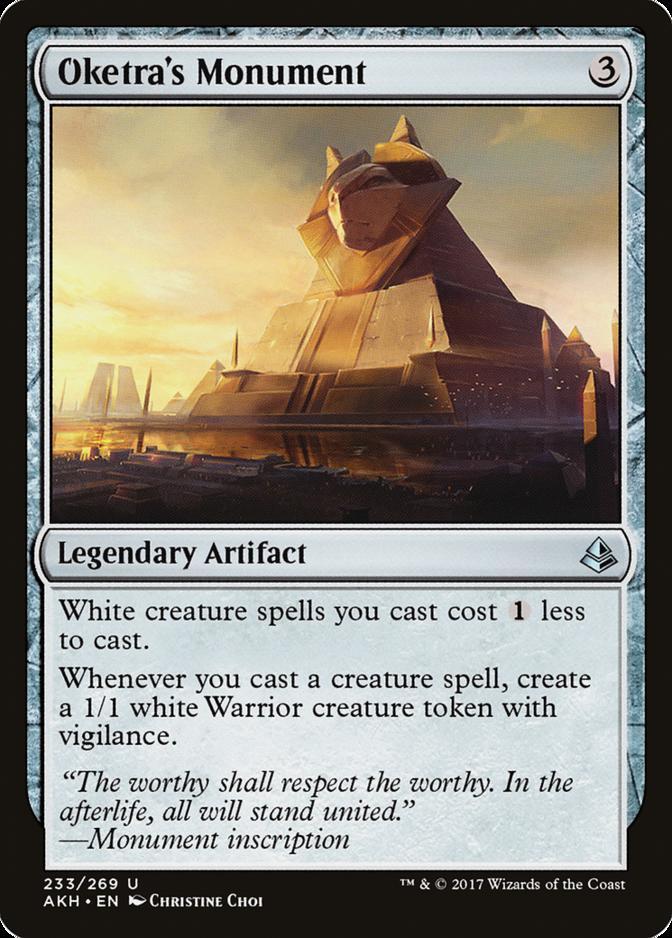 Oketra's Monument [AKH]