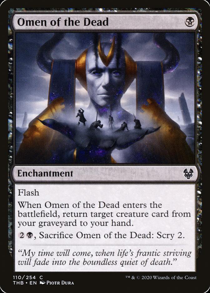 Omen of the Dead [THB]
