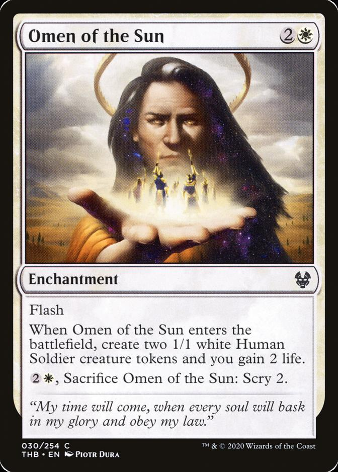 Omen of the Sun [THB]